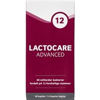 Lactocare Advanced, 30 stk.